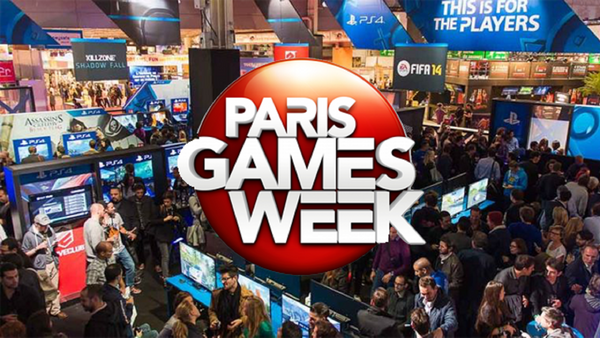 Mistergeek participe à la Paris Games Week