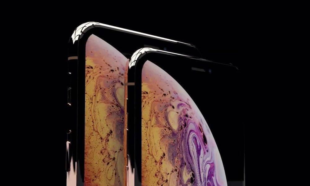 Photo de l'iPhone Xs et Xs Max à le Keynote d'Apple