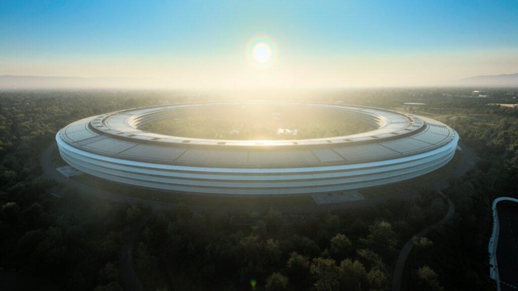 Apple Event Cupertino 2020