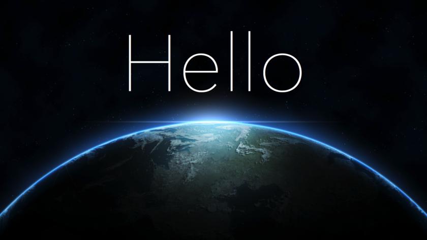 Hello-World