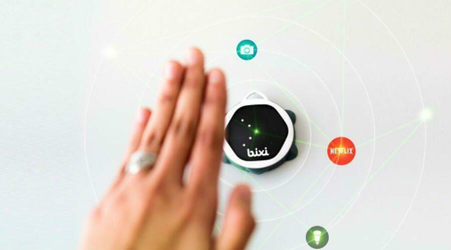 Bixi : Le capteur motion-gesture novateur