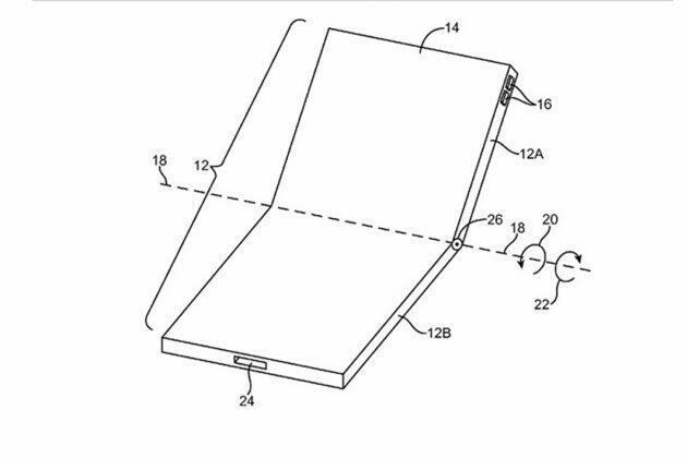 iPhone 8 : Un écran flexible ?