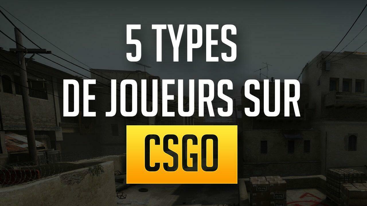 Les 5 types de joueurs toxiques sur CS:GO