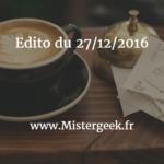 Editor du 27.12.2016