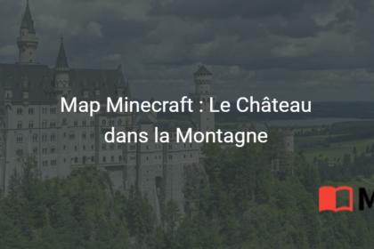 Château Dans a Montagne
