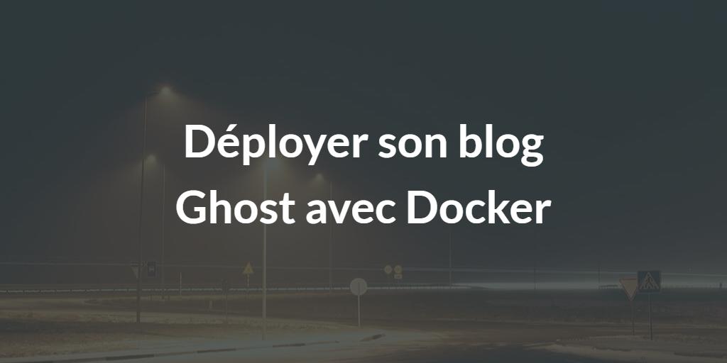ghost-docker