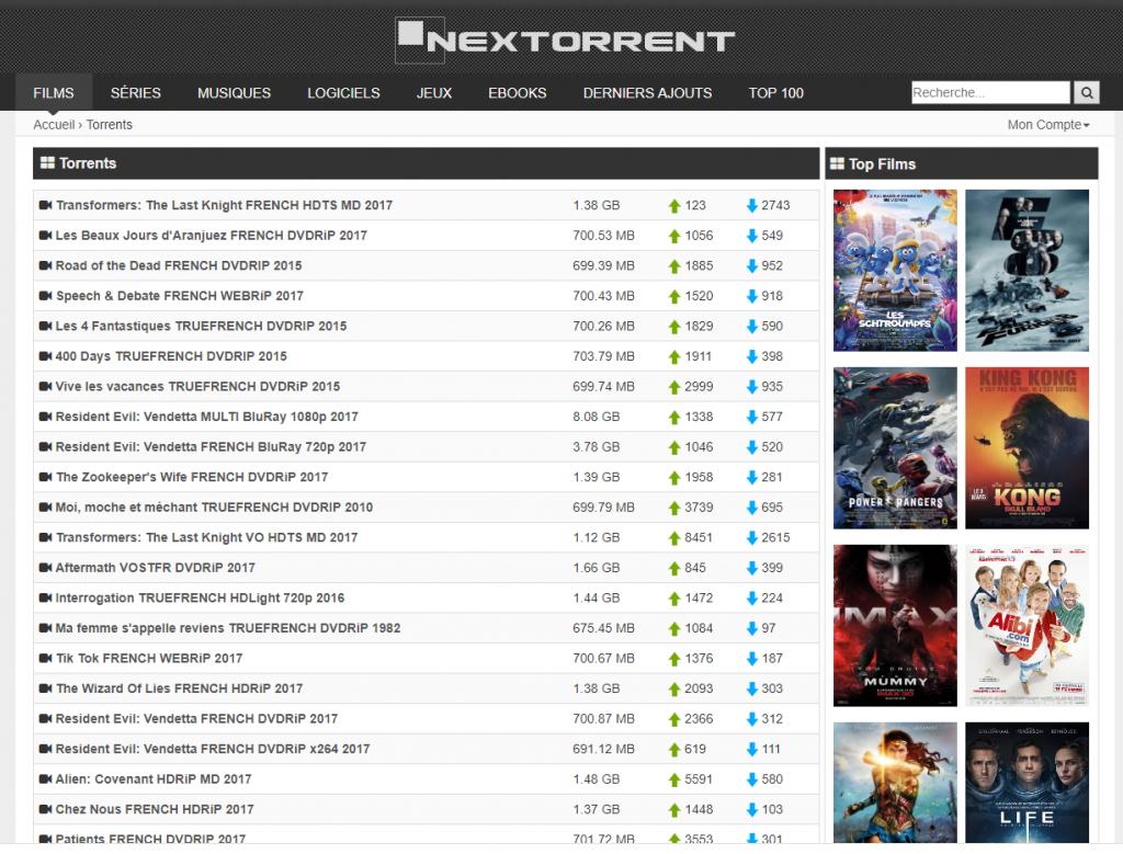 http://nextorrent.net