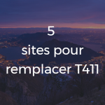 alternatif remplacer t411