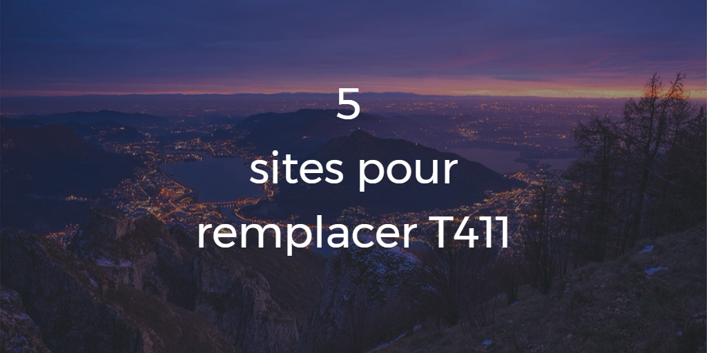 [TOP] 5 sites torrents pour remplacer T411