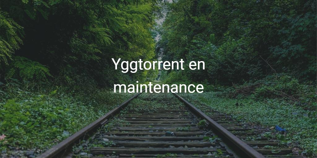 yggtorren-maintenance-indisponible