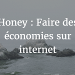honey extension navigateur economie