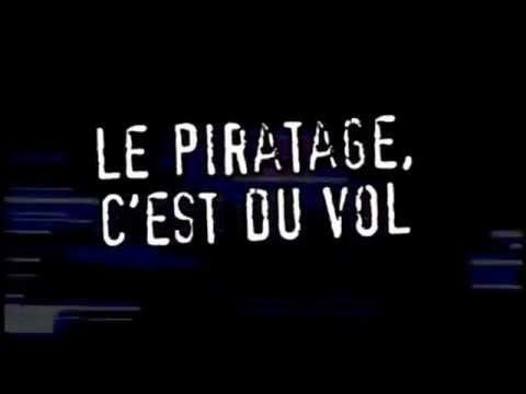 Le piratage et le streaming c'est du vol