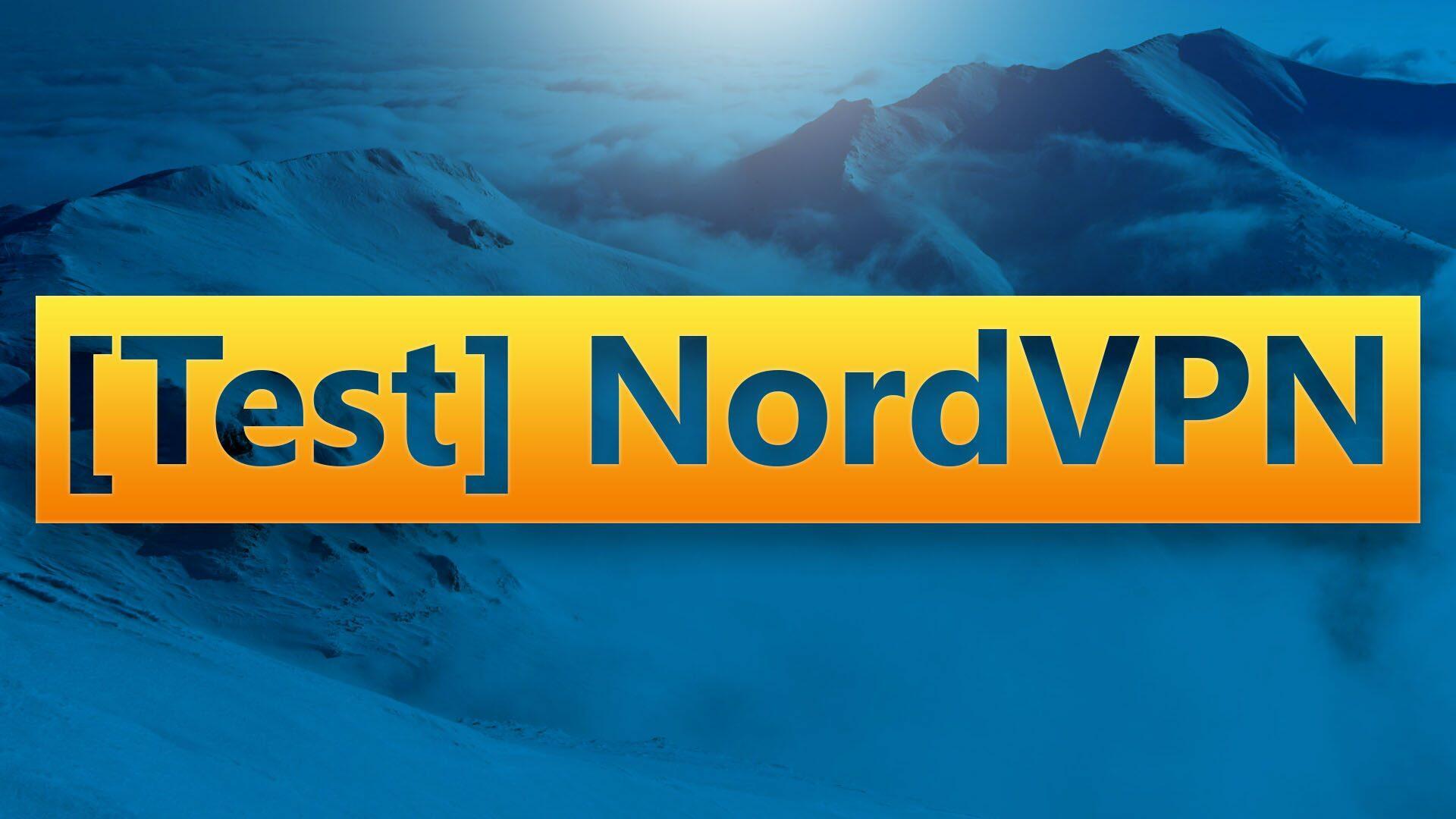 14.01.2018-Test.NordVPN