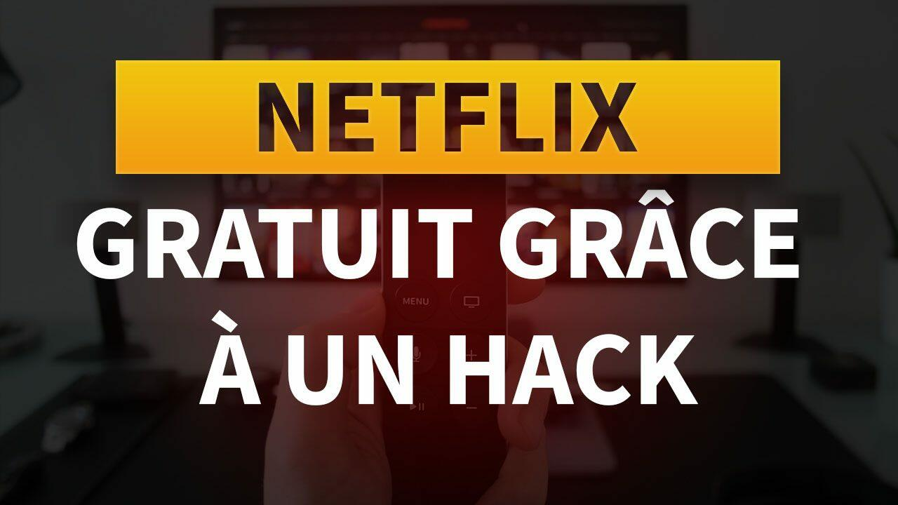 tuto comment avoir des comptes netflix gratuitement mistergeek. Black Bedroom Furniture Sets. Home Design Ideas