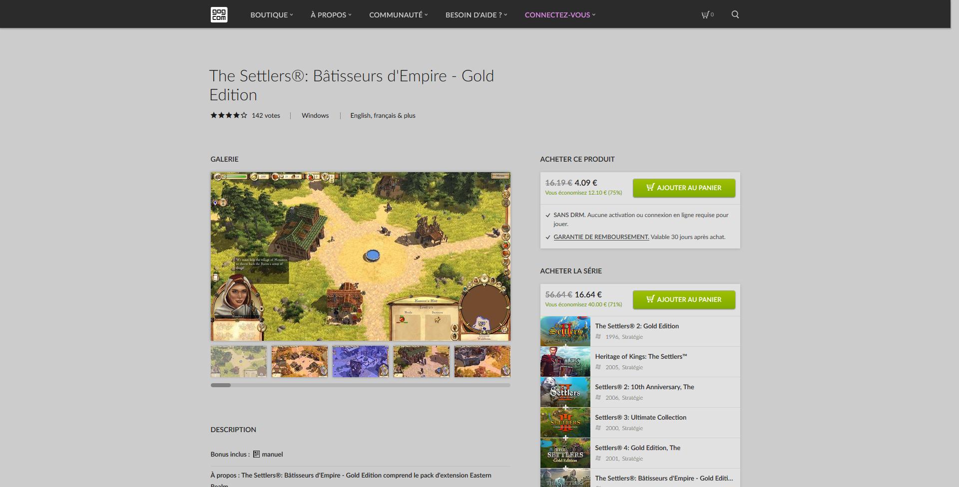 Les jeux Ubisoft en solde sur GoG.com