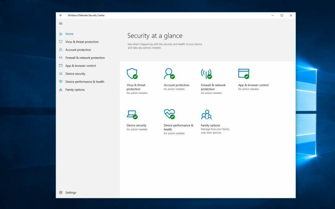 [Tuto] Comment désactiver Windows Defender