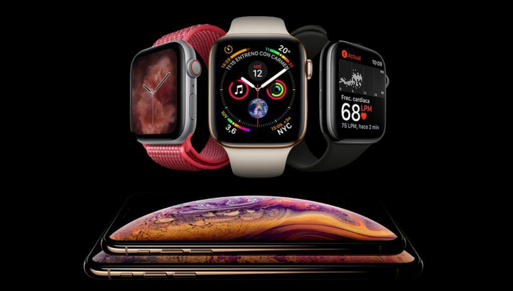 Apple-Watch-Series-4-iPhone-XS-XS-Max