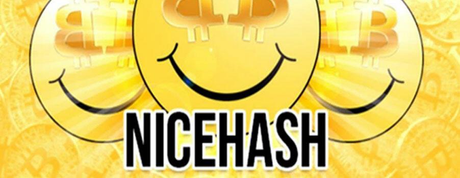 Comment miner du Bitcoin avec NiceHash