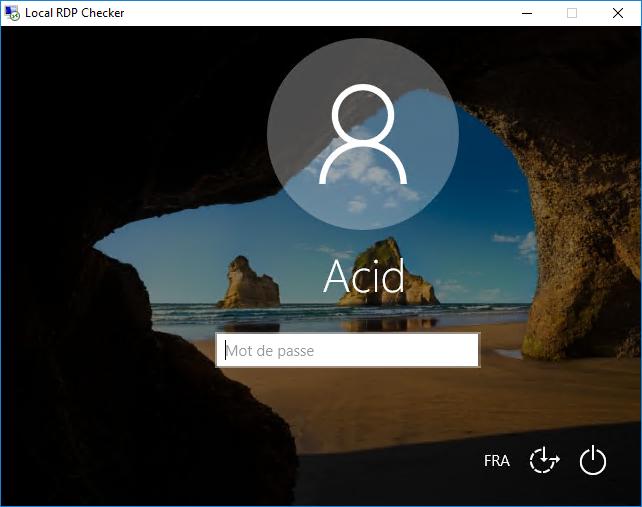 Installation RDP Windows 10 Home.