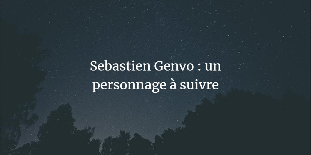 [YouTube] Sebastien Genvo, une chaîne à suivre