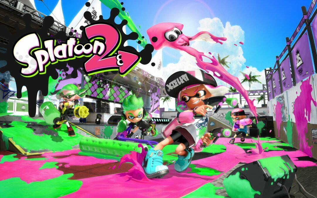 Splatoon 2 : l'eSport made in Nintendo ?