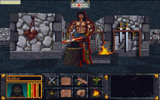 Image du jeu The Elder Scrolls: Arena