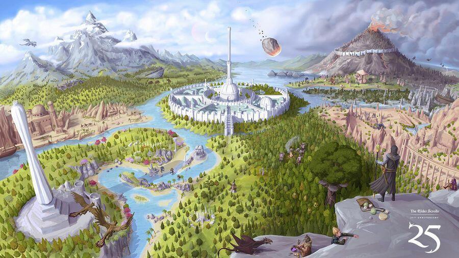 Bethesda offre Morrowind pour les 25 ans de TES