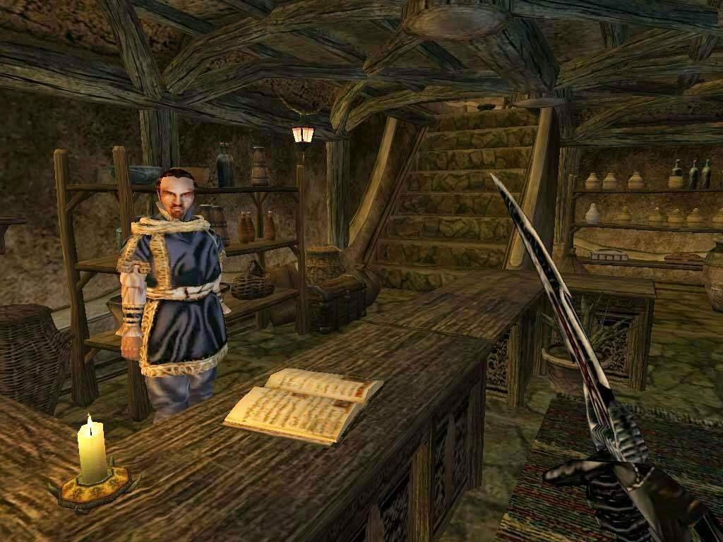 Jeu vidéo The Elder Scrolls: Morrowind gratuit sur Bethesda.net