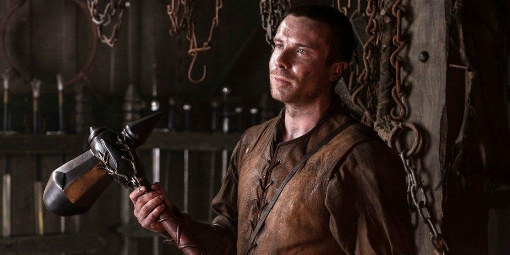 Gendry Game of Thrones Season 7 Hammer