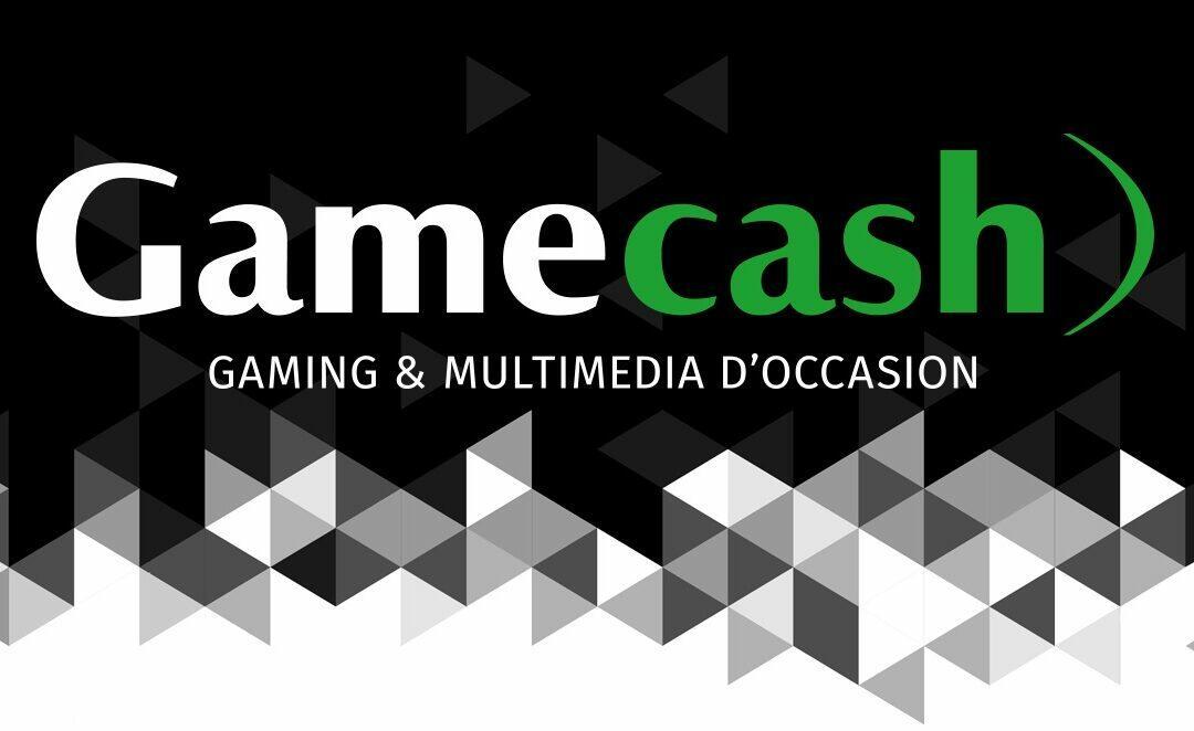 Gamecash : jeux vidéo et consoles en occasion
