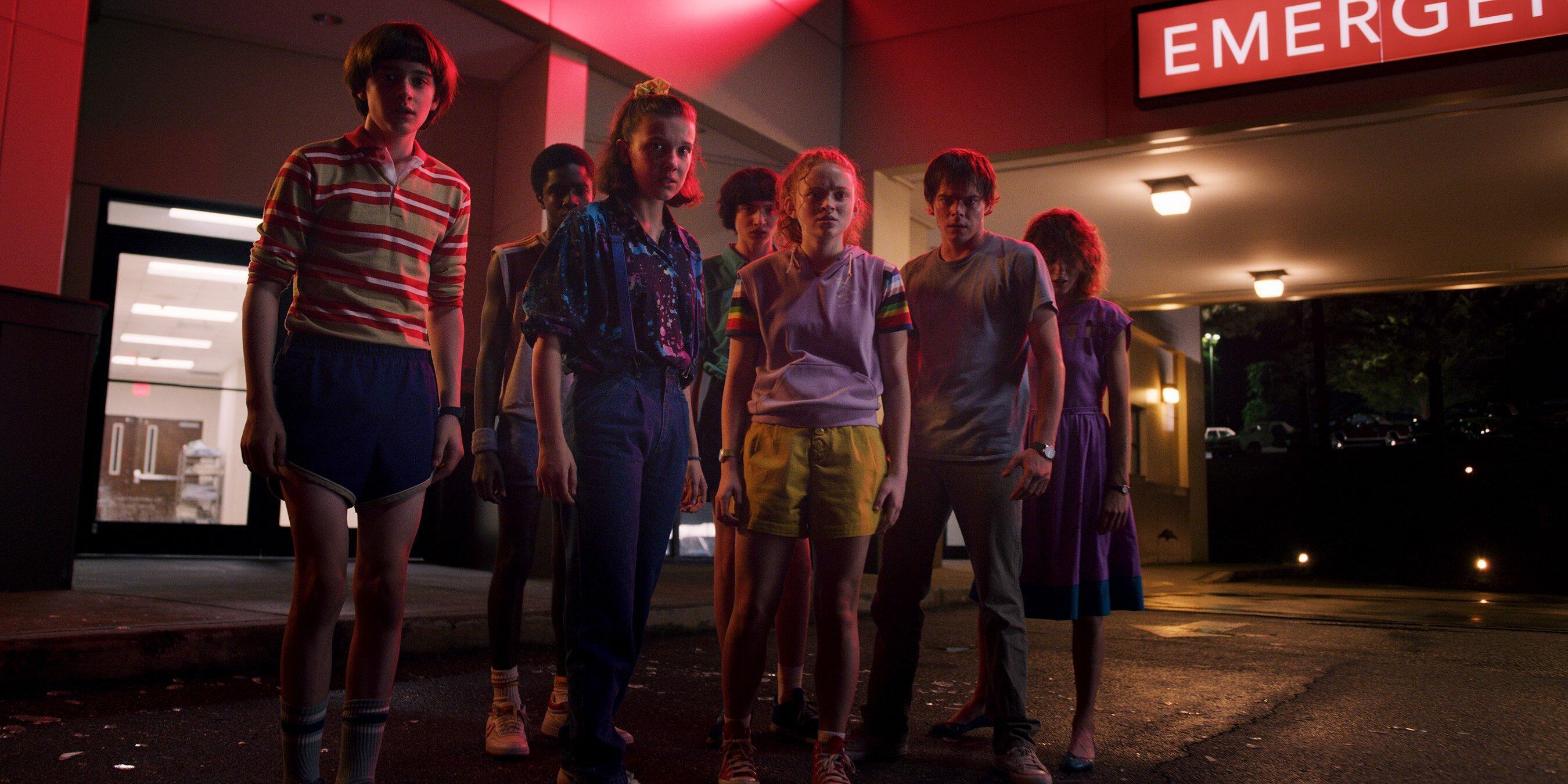Stranger Things : la saison 3 est disponible sur le net en 4K