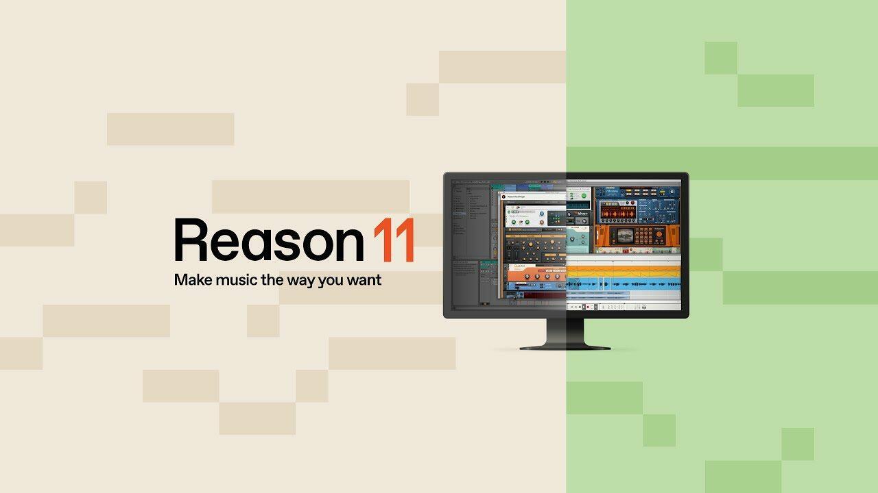 Reason Rack Plugin in Reason 11