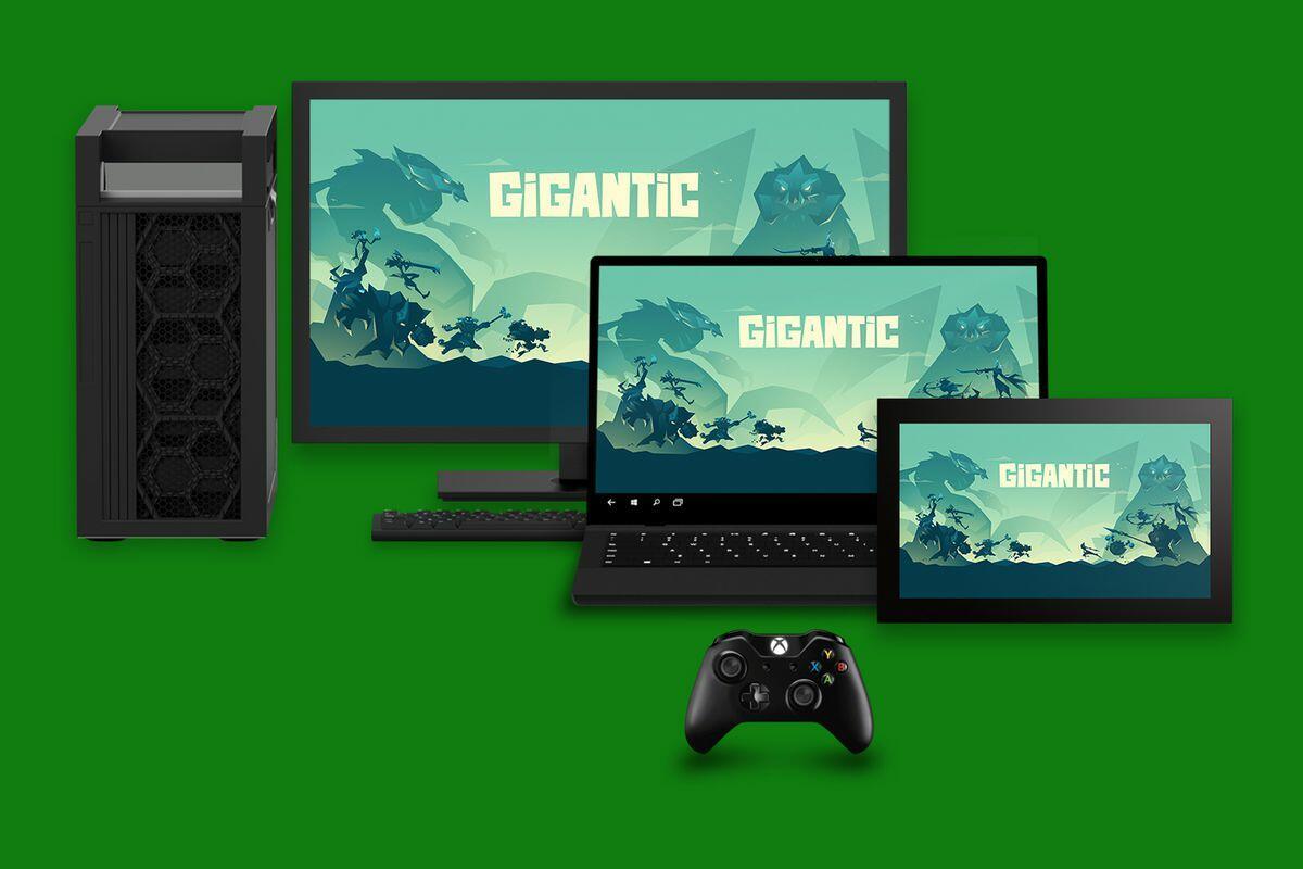 Jouer à des jeux PC sur XBOX ONE et streamer son écran