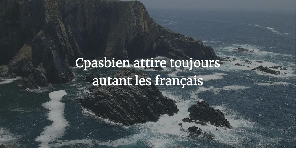 C pas bien : Le site torrent attire les français