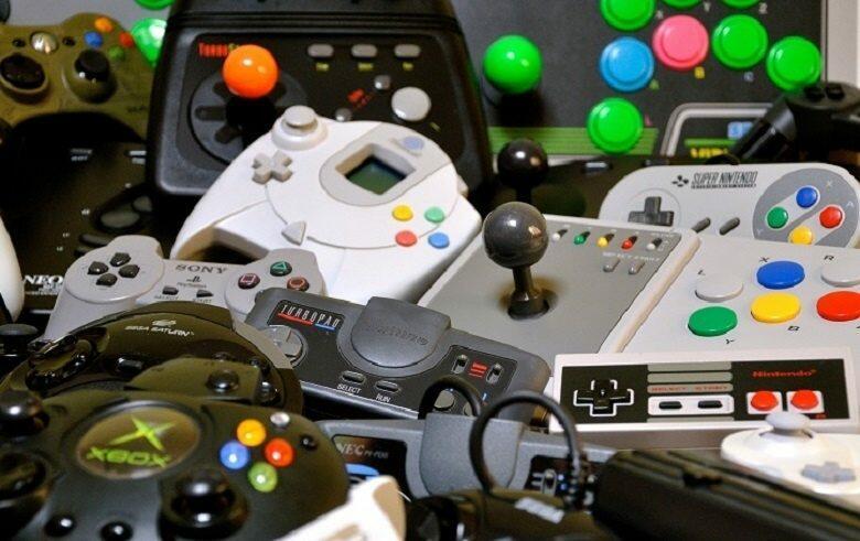 Consoles de jeux vidéo rétro