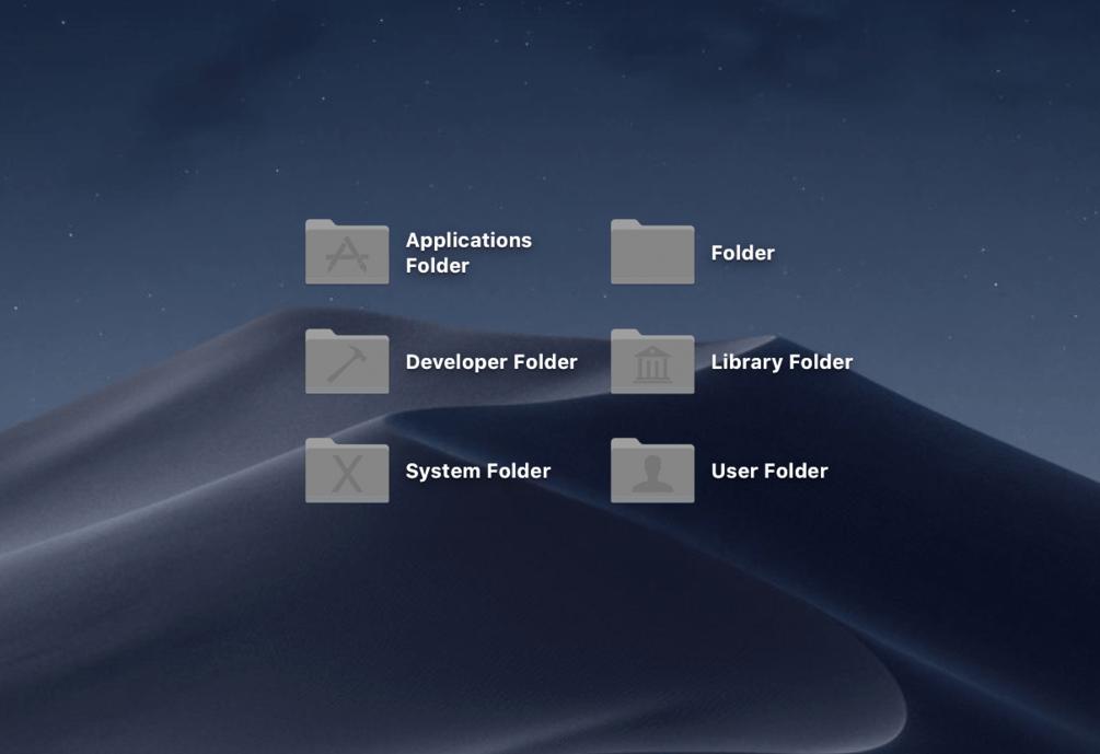 [Tuto] Comment afficher les dossiers cachés sur Mac
