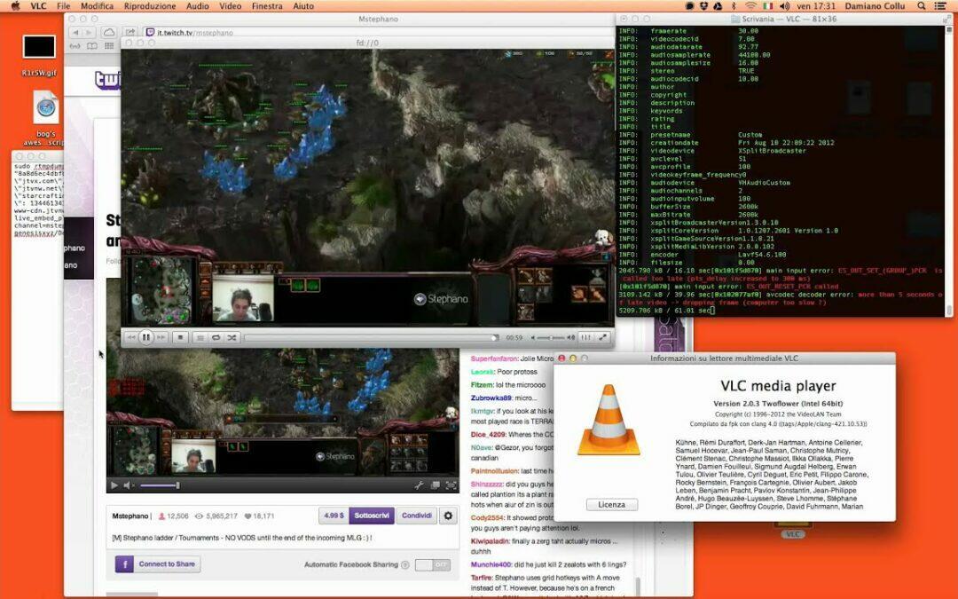 Comment regarder Twitch avec VLC ?