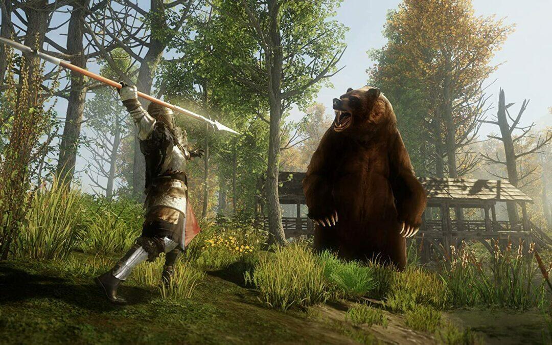 Comment jouer à New World le MMORPG d'Amazon