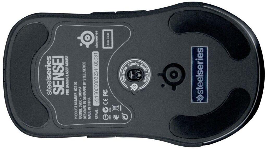 Capteur laser de souris Gamer