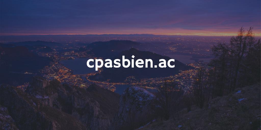 Adresse officielle de Cpasbien